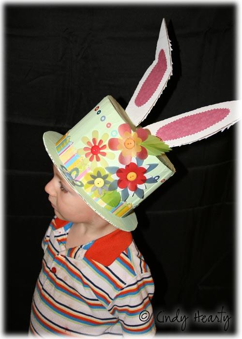 Easter Hat 4