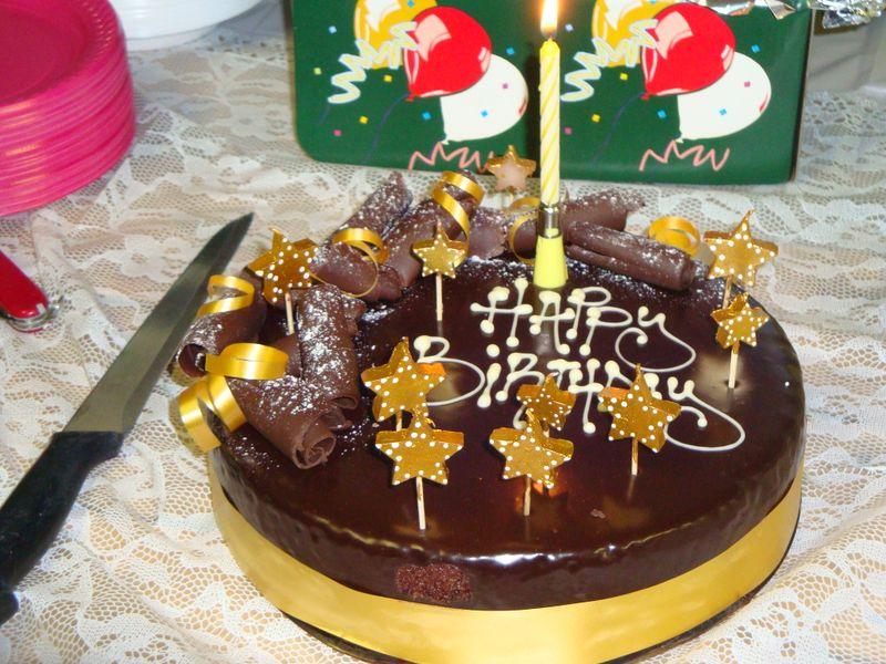 Dawn's 40th 030 cake