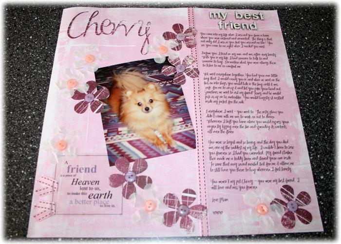 Chevvy - my best friend