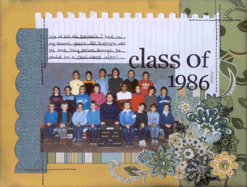 Class of 1986