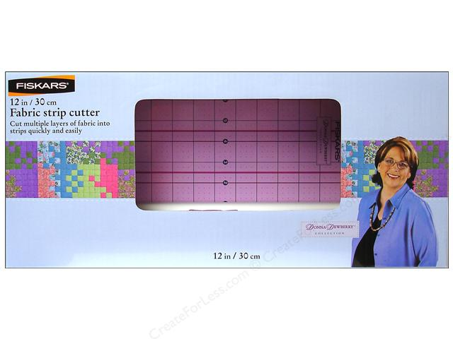 DD Fabric Strip Cutter
