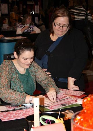 C&Q Fair 2009 - crafters 1