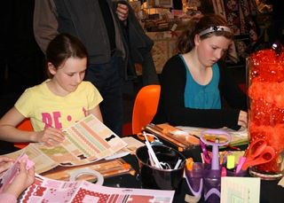 C&Q Fair 2009 - crafters 3