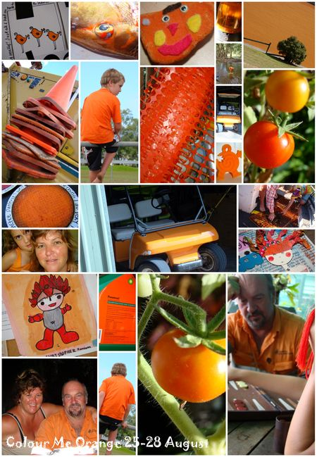 Colour Me Orange 25-28 August