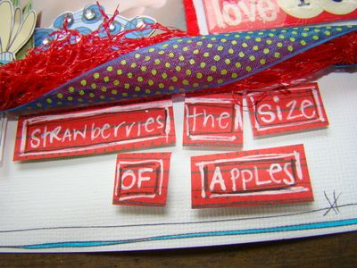 Strawberry kisses 3