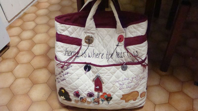 Patchwork Bag (2)