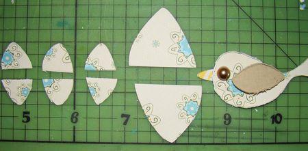 Bird card 13