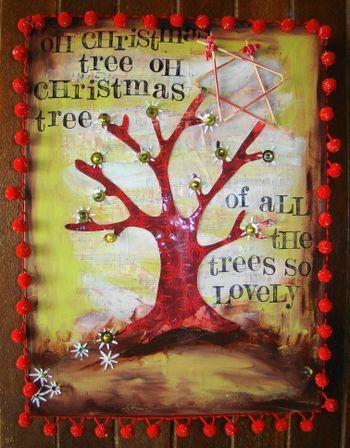 Tree canvas 1