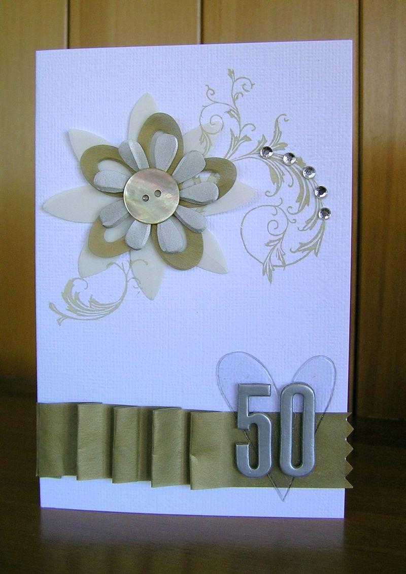 gift ideas 50th wedding anniversary