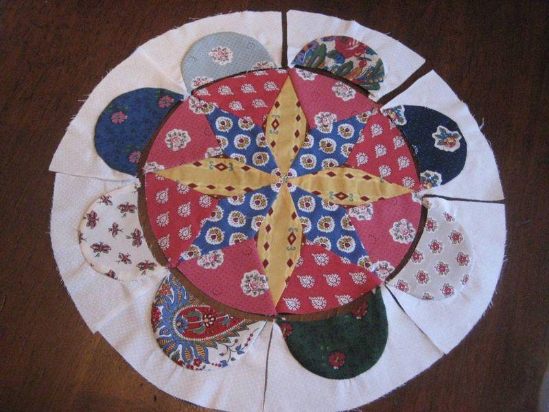 Pips medallion quilt