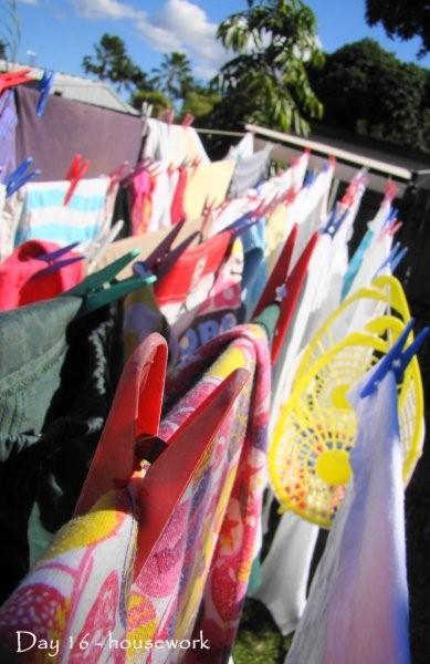 16 Annette Housework