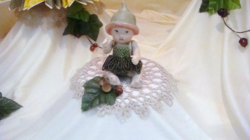 Gumnut DollKnitting-4