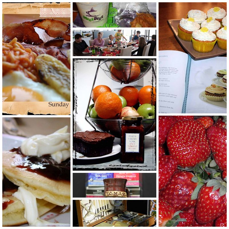 Photo A Day Food Collage