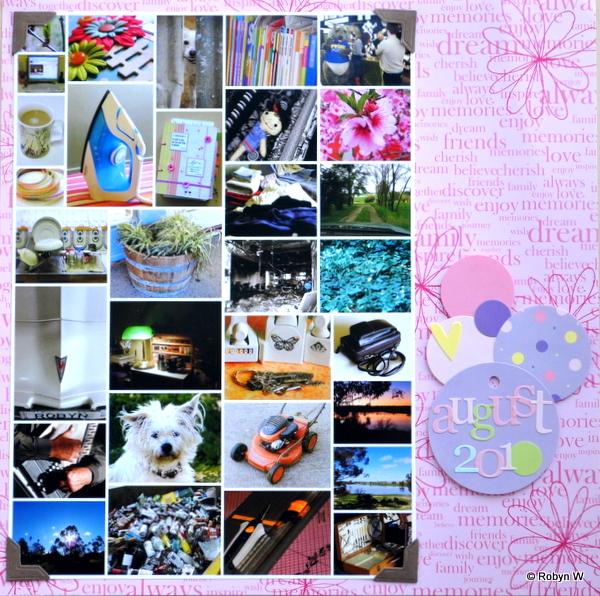 Robyn W August Calendar