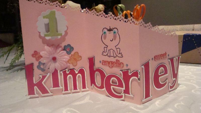 Kimberley's card