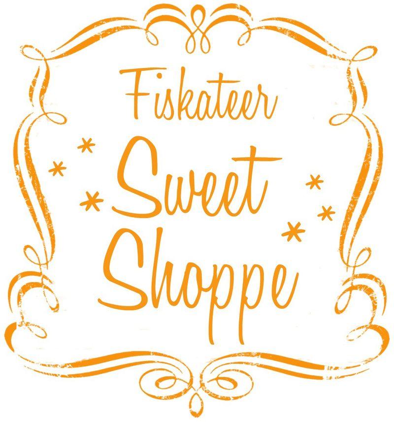 AFiskateer sweet shoppe front