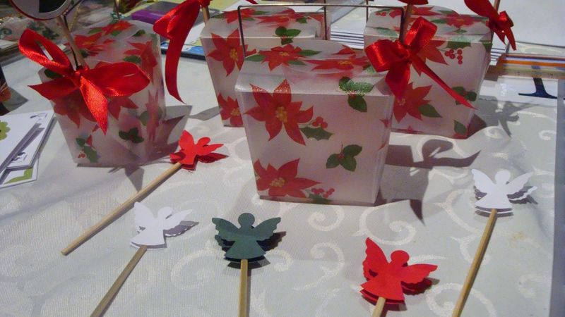 Xmas Favours and picks