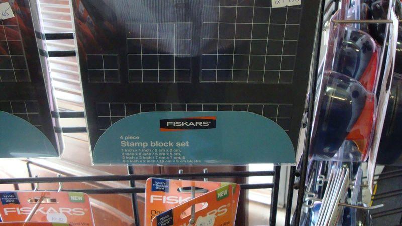 Stamp block sets
