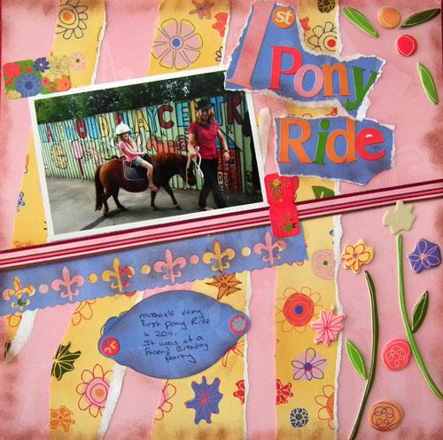 Ponylayout