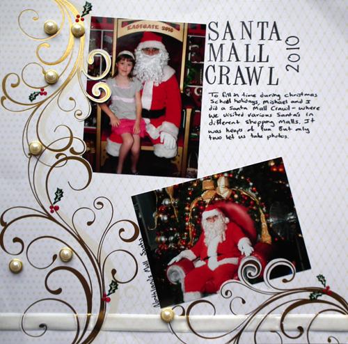 SantaMallcrawl