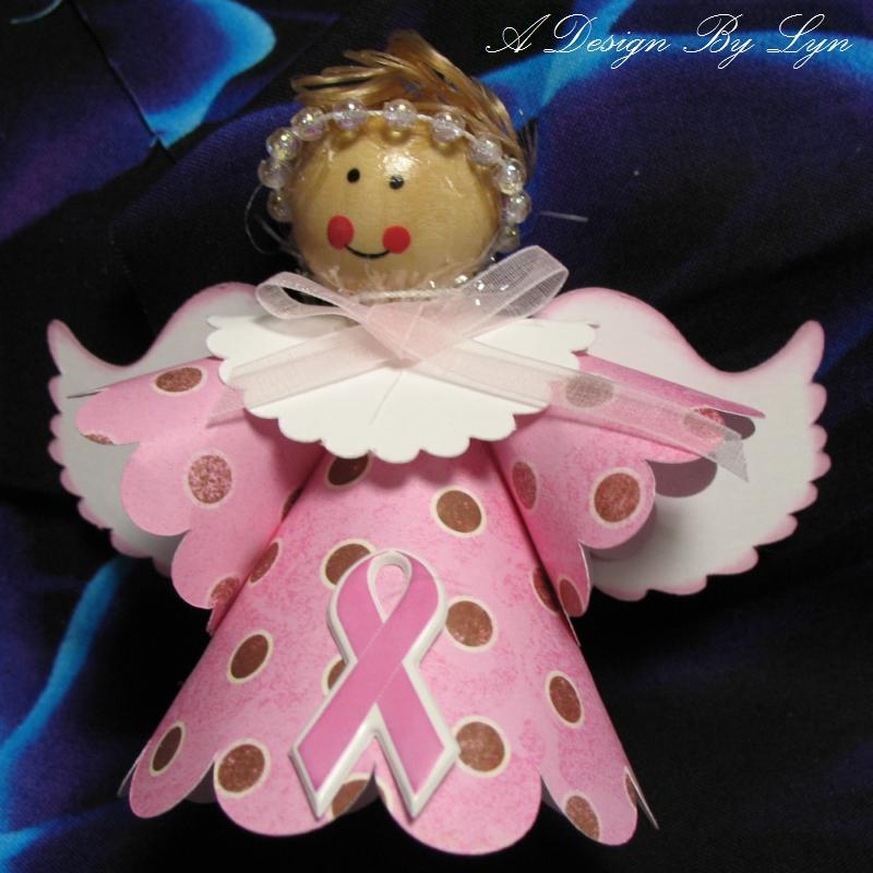 Breast Cancer Angel Lyn C 800wm