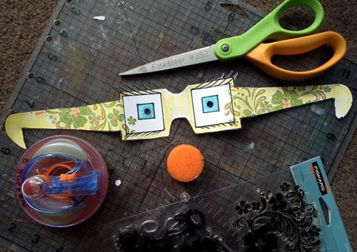 Glasses-tools
