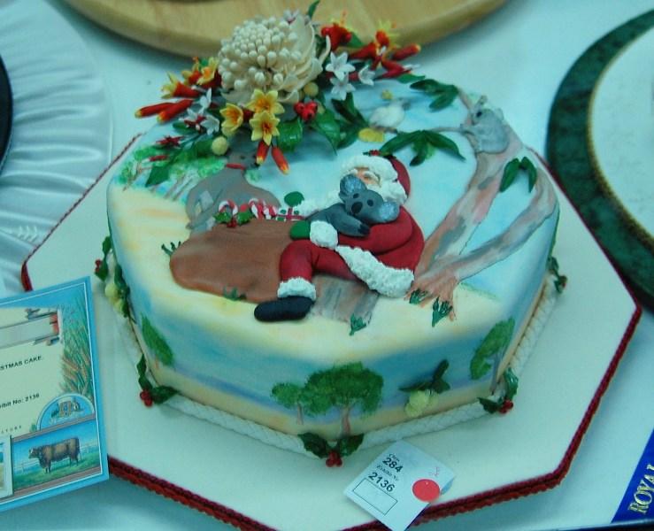 Cakes 4 Chrstimas Cake
