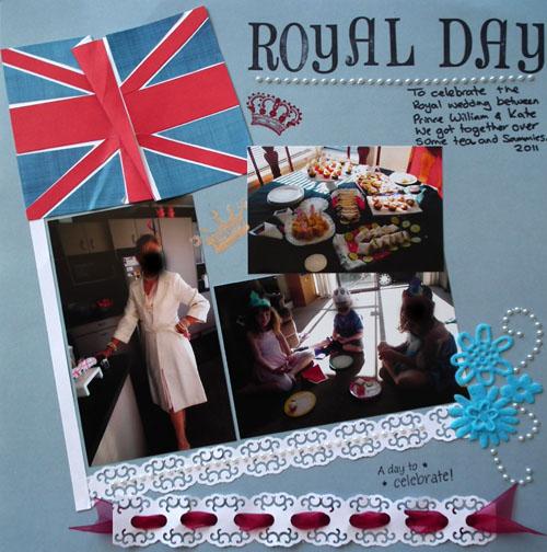 RoyalDayLayout