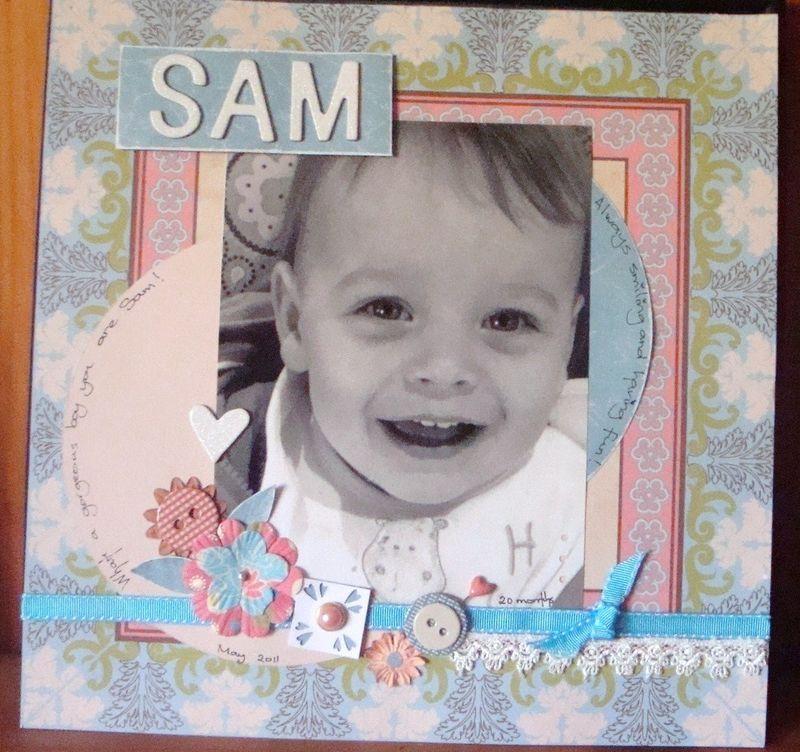 SAM Layout