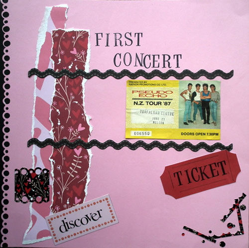 Firstconcertticket