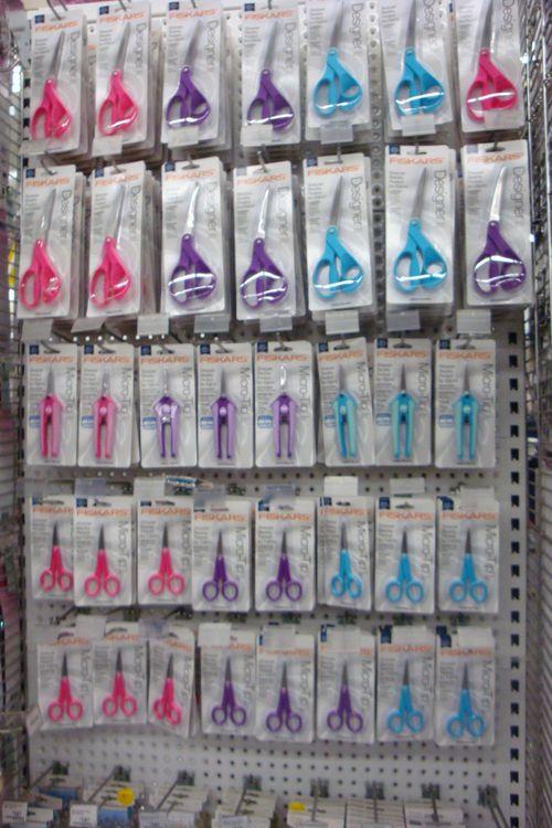 Designer Scissors