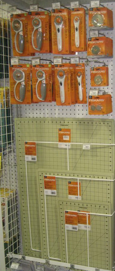 Fiskars Quilting Tools
