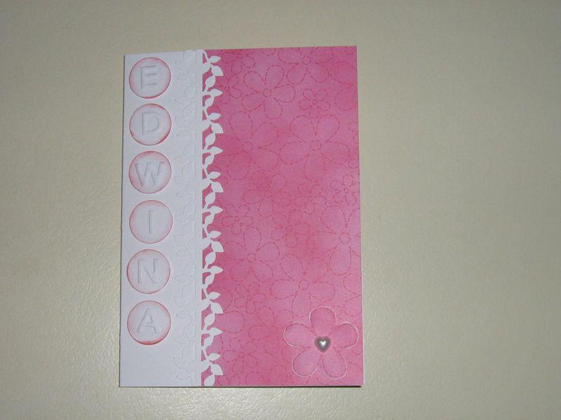 Card Edwina