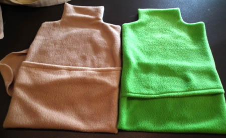 Sewing Hottie Covers Pj Holders Tutorial Fiskars Craft