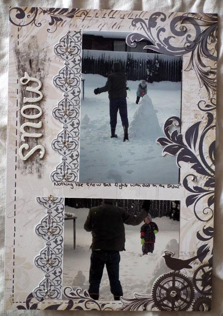 Snowlayout