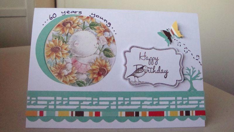 Male Birthday Card