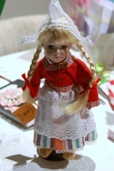 Doll from Holland