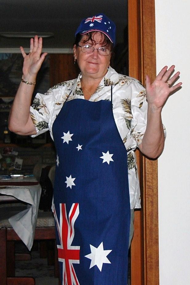 Lyn Australia Day