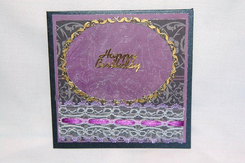 Rosemary's Card