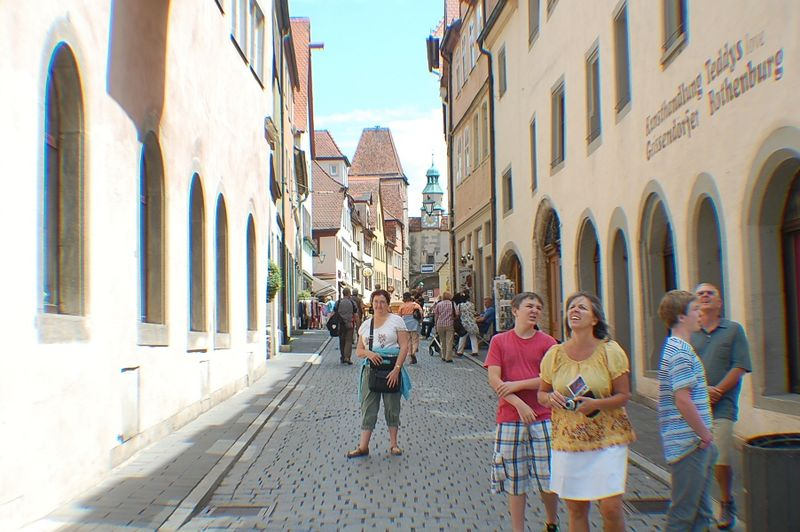 Lyn in Rothenburg