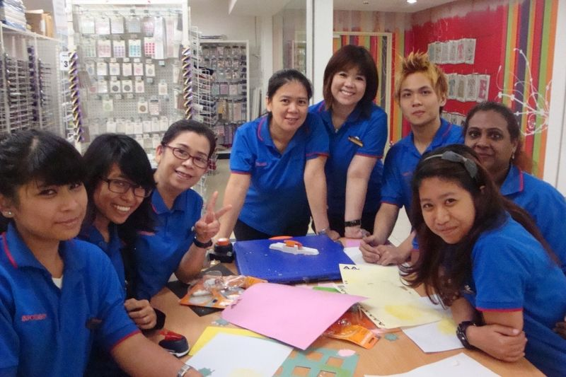 Spotlight Singapore staff