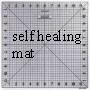 Self healing mat