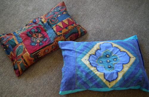 Pillow bean bags