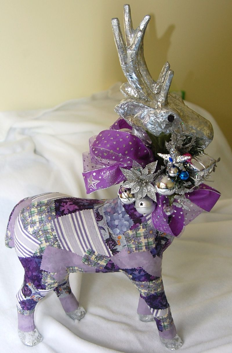 Altered reindeer complete