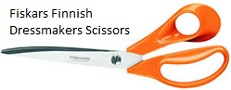 FinnishDressmakerScissors