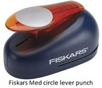 Med circle lever
