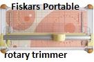 Portable Rotary trim