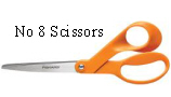 No8 Scissors