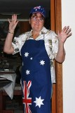 Lyn on Aust Day 2012