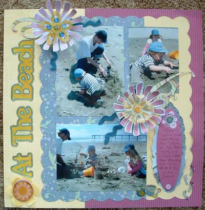 Beachlayout